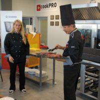 Profesjonalne szkolenia z zakresu obsługi pieców konwekcyjno-parowych